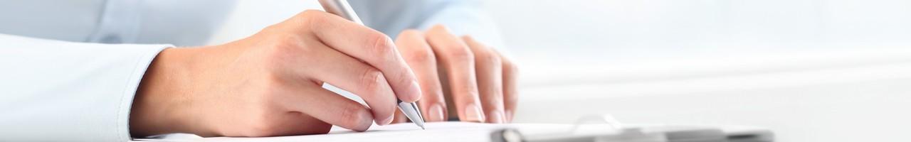 ISCV Schrijftrainingen