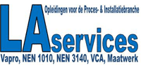 Logo van LAservices