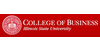 Logo Illinois State University College of Business
