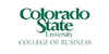 Logo Colorado State University College of Business
