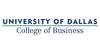 Logo University of Dallas College of Business