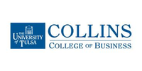 Logo University of Tulsa Collins College of Business