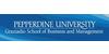 Logo Graziadio School of Business and Management
