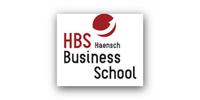 Logo von Haensch Business School GmbH