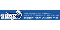 Logo State University Of New York Institute of Technology at Utica/Rome (SUNYIT)