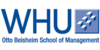 Logo WHU - Otto Beisheim School of Management