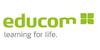 Logo von educom