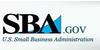 Logo van US Small Business Administration