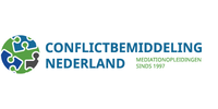 Logo van Conflictbemiddeling Nederland
