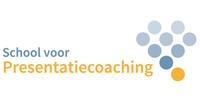 Logo van School voor Presentatiecoaching