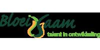 Logo van BloeiSaam, talent in ontwikkeling