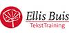 Logo van EllisBuis TekstTraining