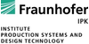 Logo von Fraunhofer Gesellschaft