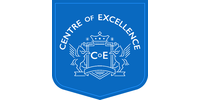 Logo van centre of excellence