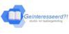 Logo van Geïnteresseerd?! studie- en taalbegeleiding