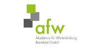 Logo von Akademie für Weiterbildung Bielefeld GmbH