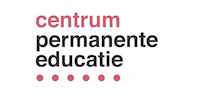 Logo van centrum permanente educatie