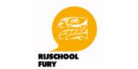Logo van Rijschool FURY