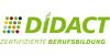 Logo von Didact Kfm. Berufsbildungs GmbH