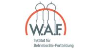 Logo von W.A.F. Institut für Betriebsräte-Fortbildung AG