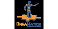 Logo van CreaMatics