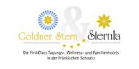 Logo von Akzent Hotel Goldner Stern & Tagungshotel Sternla