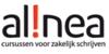 Logo van Al!nea - Cursussen voor zakelijk schrijven
