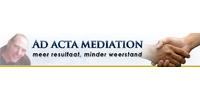 Logo van ad acta mediation