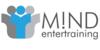 Logo van M!ND-entertraining
