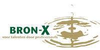 Logo van Bron-X b.v.