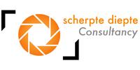 Logo van scherpte diepte Consultancy