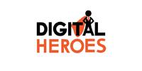 Logo van Digital Heroes