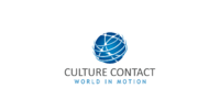 Logo von CULTURE CONTACT world in motion