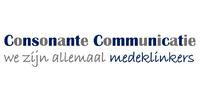 Logo van Consonante Communicatie