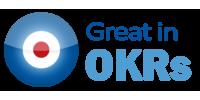 Logo van Great in OKRs