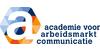 Logo van Academie voor Arbeidsmarktcommunicatie
