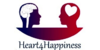 Logo van heart4happiness