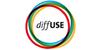 Logo van DiffUSE - gebruik het verschil