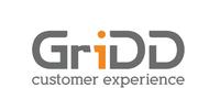 Logo van GriDD customer experience