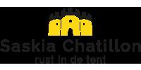 Logo van Saskia Chatillon - Rust in de tent