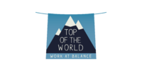 Logo van Top of the World