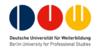 Logo von Deutsche Universität für Weiterbildung