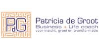 Logo van Patricia de Groot - Business + Life coach