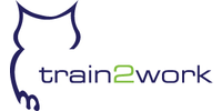 Logo van train2work