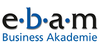Logo von ebam GmbH - Business Akademie fuer Medien, Event und Kultur