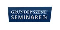 Logo von Gründerszene Seminare