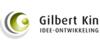 Logo van Gilbert Kin Idee-ontwikkeling