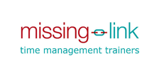 Logo van Missing Link time management trainers