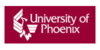 Logo van University of Phoenix