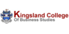 Logo Kingsland College of Business Studies